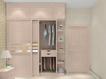 現代風格-衣柜定制